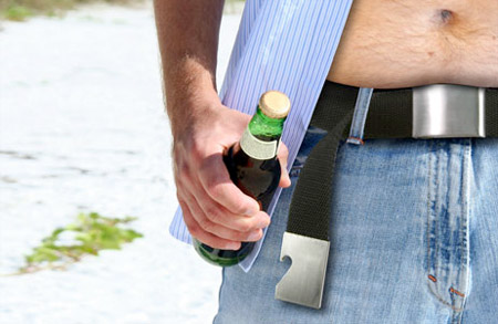Belt Bottle Opener