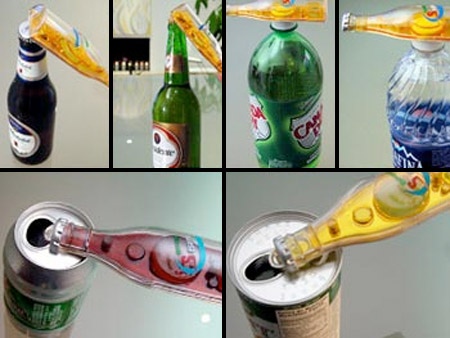 Magic Bottle Opener