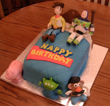 Unique and Creative Birthday Cakes