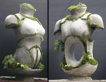 Terraform Sculptures by Robert Cannon