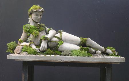Growing Sculpture