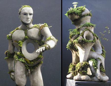 Living Sculptures