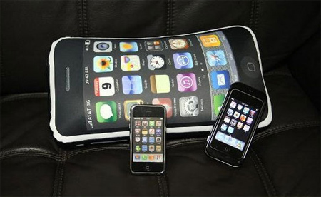 Apple iPhone Pillow