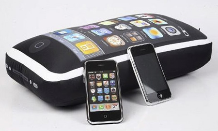 iPhone Inspired Pillow