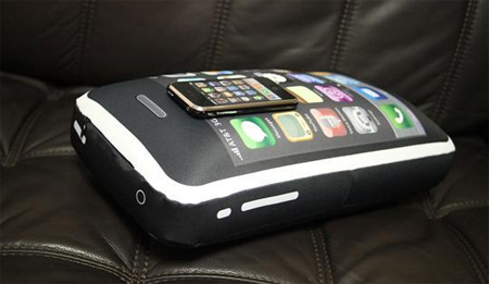 iPhone Cushion