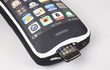 Apple iPhone Inspired Cushion
