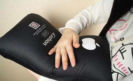 iPhone Inspired Cushion