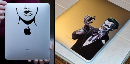 12  Cool Stickers for your iPad