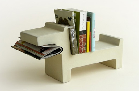 Dog Shaped Magazine Holder