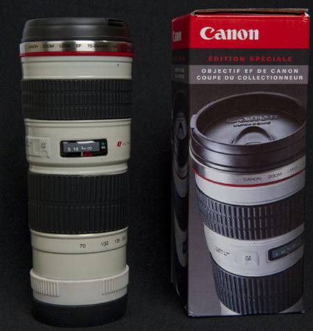 Canon Lens Thermos