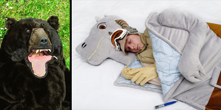 Unique and Creative Sleeping Bags