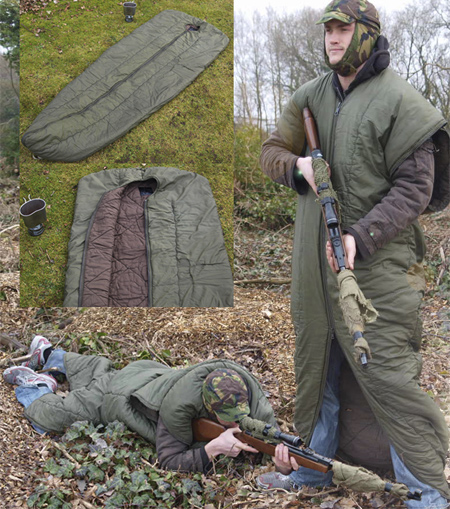 Sniper Sleeping Bag