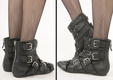 Buckle Shoes