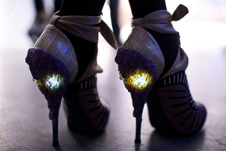 Illuminated Shoes