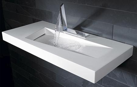 Futuristic Sink