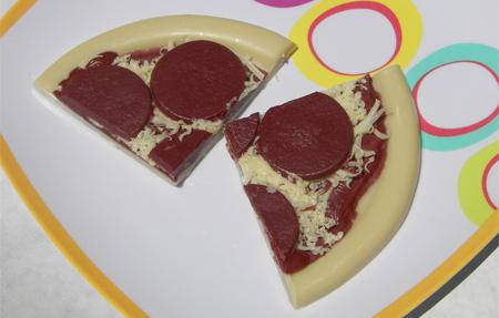 Pizza Soap