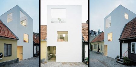 Modern Townhouse in Sweden