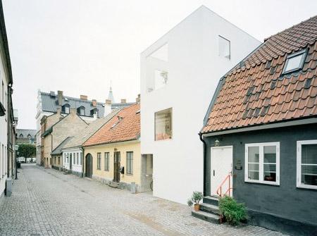 Modern House in Sweden