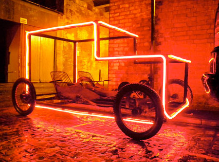 Pedal Powered Car