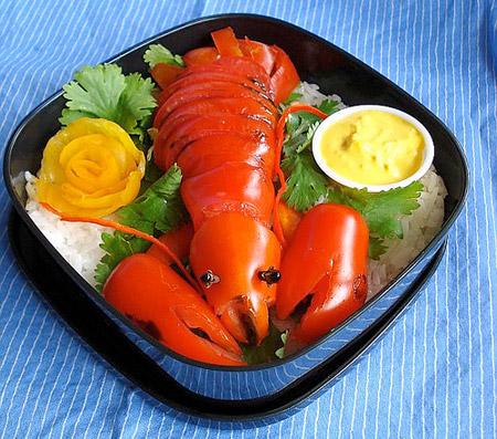 Lobster Bento