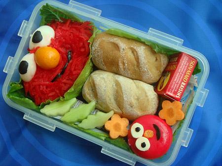 Elmo Bento