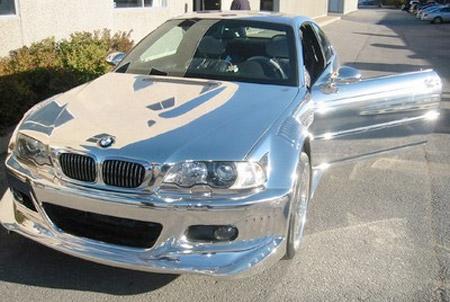 Chrome BMW