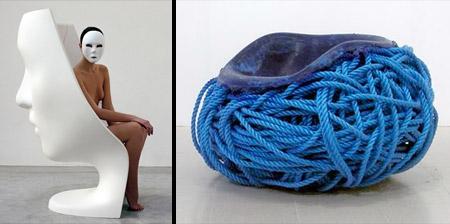 Creative and Unique Chair Designs