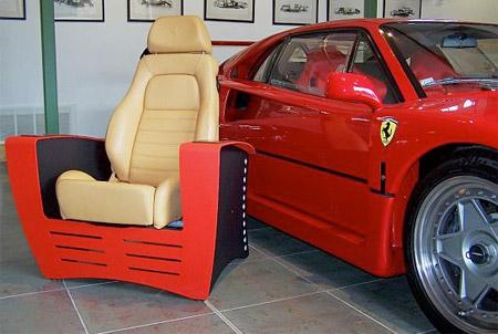 Ferrari Chair
