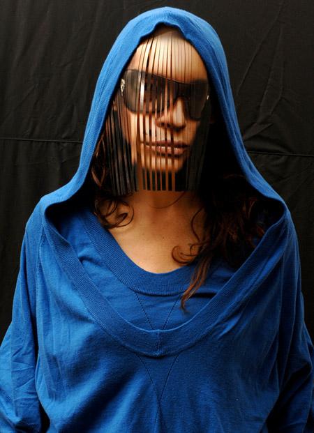 Fashion Magazine Mask