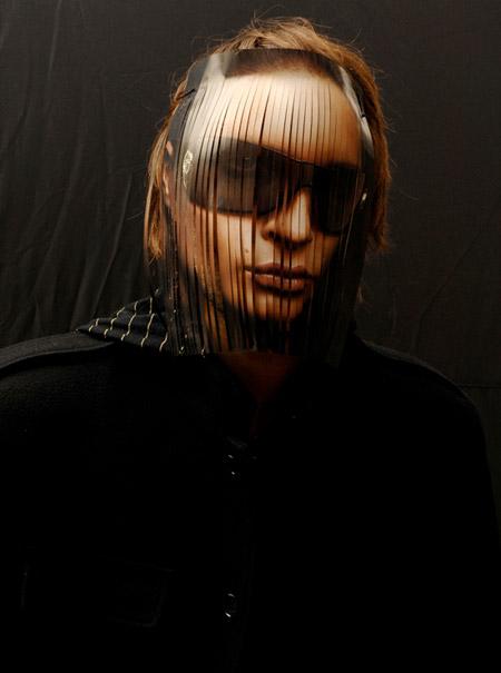 Magazine Cover Mask