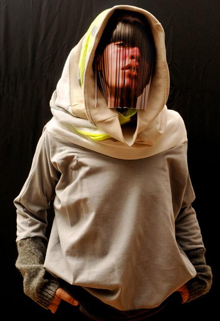 Frederique Daubal Magazine Mask