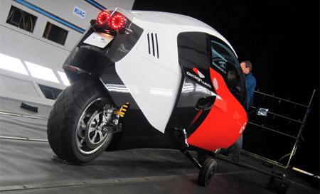 Zerotracer Electric Bike