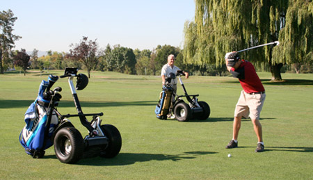 Segway Golf Cart