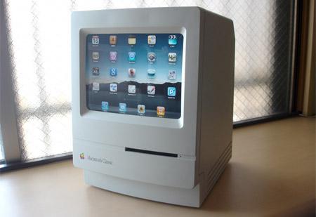 Macintosh iPad Mod