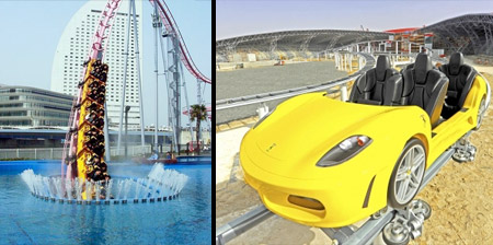 10 Coolest Roller Coasters