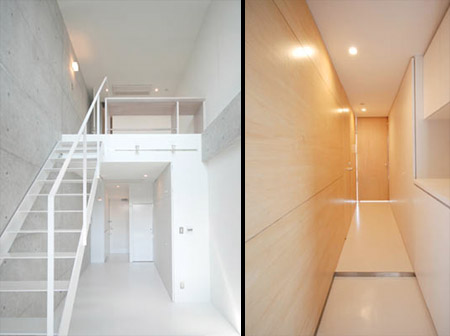 Slim Apartment