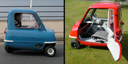 Worlds Smallest Cars