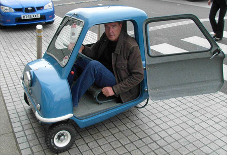 Peel P50 Worlds Smallest Car