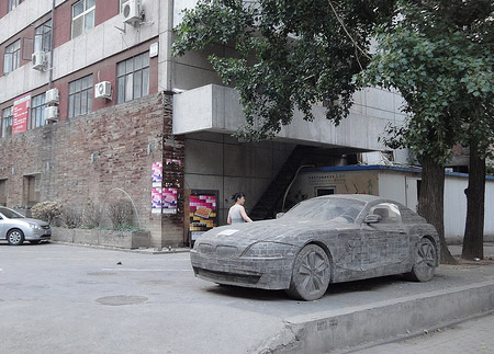 Stone BMW