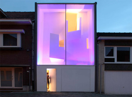 Glass Townhouse