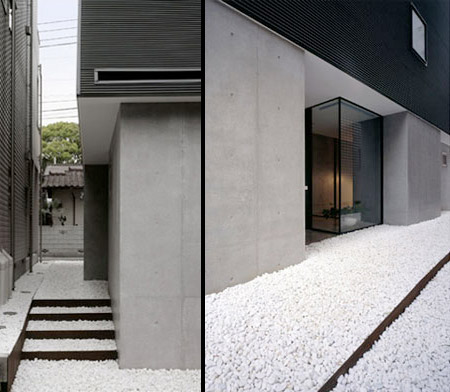 Triangle Home in Japan