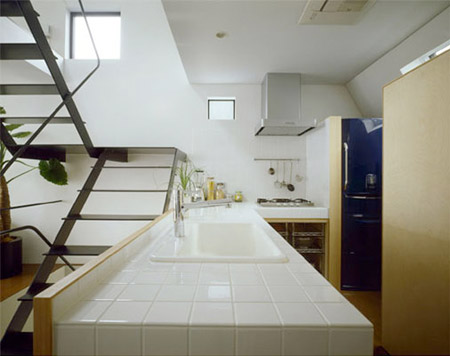 Japanese Triangle Home
