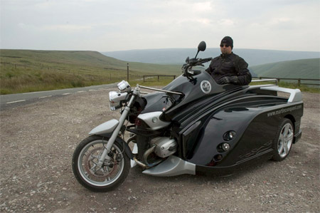 Wheelchair Accessible Motorcycle
