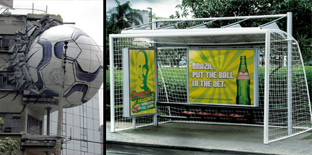 Creative FIFA World Cup Advertising