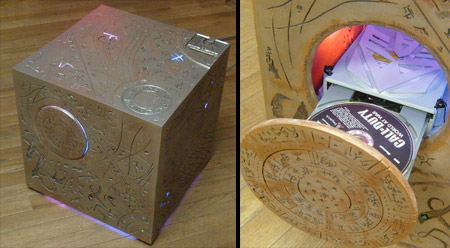 Transformers Xbox 360 Case Mod