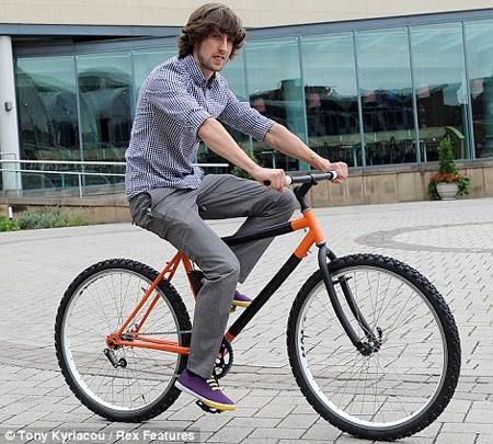 Bendable Bike Concept