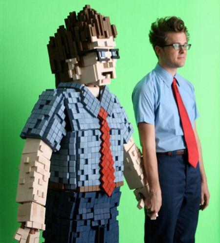 8-bit Costume