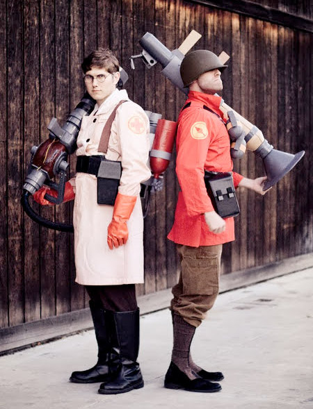 Team Fortress 2 Costumes