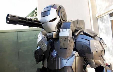 War Machine Costume