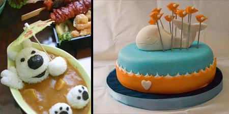 12 Amazing Food Creations